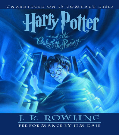 Harry Potter and the Order of the Phoenix by