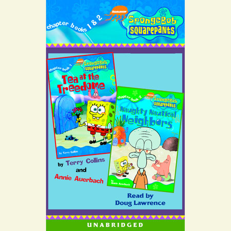 SpongeBob Squarepants: Books 1 & 2 by Annie Auerbach and Terry Collins