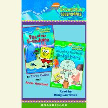 SpongeBob Squarepants: Books 1 & 2 Cover