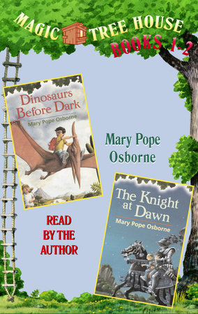 Magic Tree House: Books 1 and 2 by