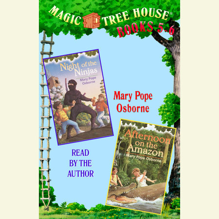 Magic Tree House: Books 5 and 6 by