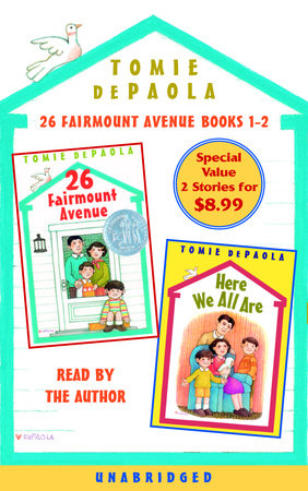 26 Fairmount Avenue: Books 1 and 2 by