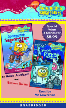 Spongebob Squarepants: Books 5 & 6 Cover