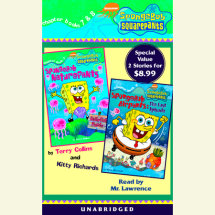 Spongebob Squarepants: Books 7 & 8 Cover