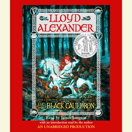 The Prydain Chronicles Book Two: The Black Cauldron by Lloyd Alexander