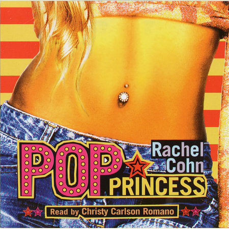 Pop Princess by Rachel Cohn