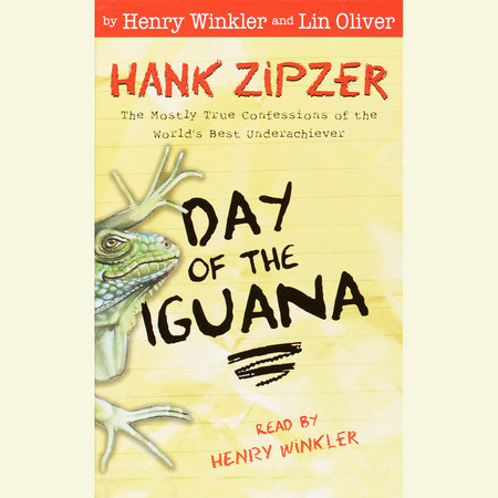 Hank Zipzer #3: Day of the Iguana by