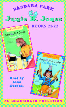 Junie B. Jones: Books 21-22 Cover