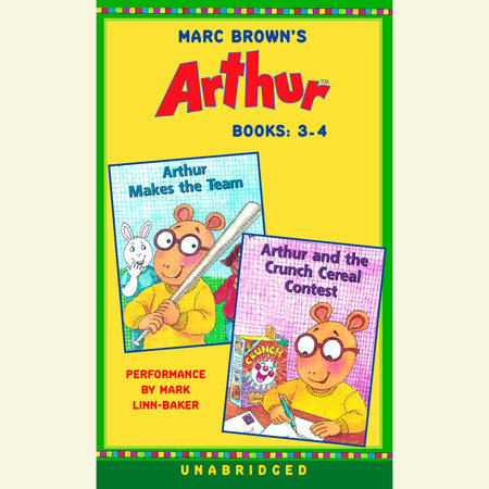 Marc Brown's Arthur: Books 3 and 4 by