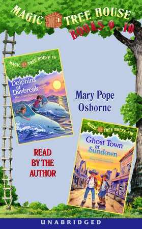 Magic Tree House: Books 9 & 10 by