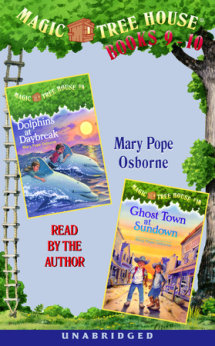 Magic Tree House: Books 9 & 10 Cover