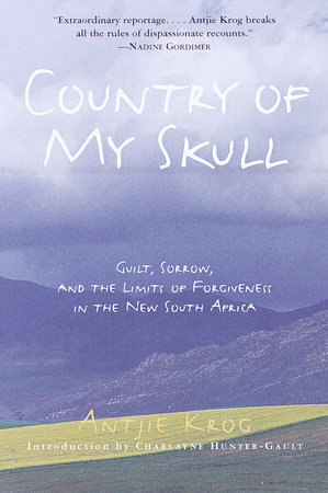 Country of My Skull by