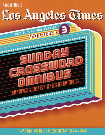 Los Angeles Times Sunday Crossword Omnibus, Volume 3 by