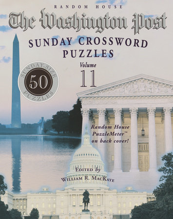 The Washington Post Sunday Crossword Puzzles, Volume 11 by