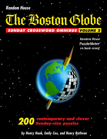 The Boston Globe Sunday Crossword Omnibus, Volume 2 by Henry Hook, Emily Cox and Henry Rathvon