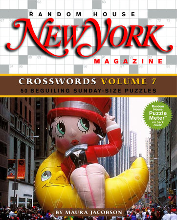 New York Magazine Crosswords, Volume 7 by