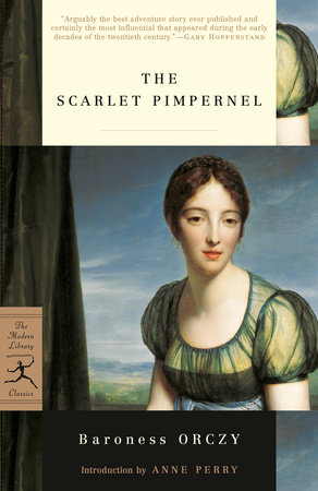 The Scarlet Pimpernel by