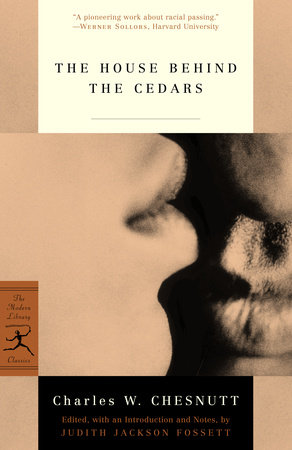 The House Behind the Cedars by