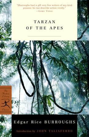 Tarzan of the Apes by