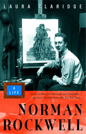 Norman Rockwell by Laura Claridge