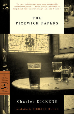 The Pickwick Papers by