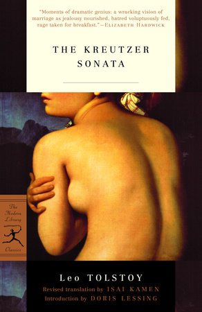 The Kreutzer Sonata by