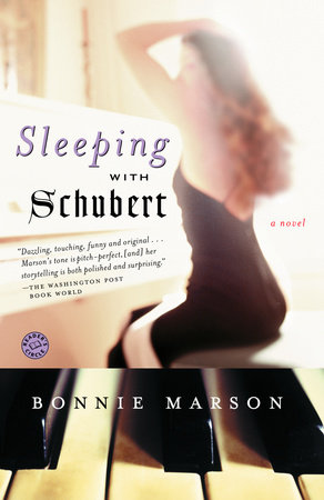 Sleeping with Schubert by Bonnie Marson