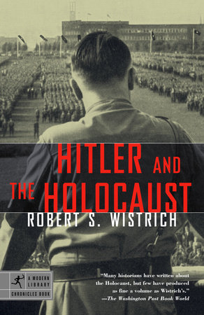 Hitler and the Holocaust by