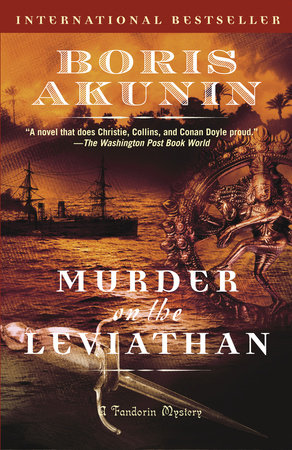 Murder on the Leviathan by