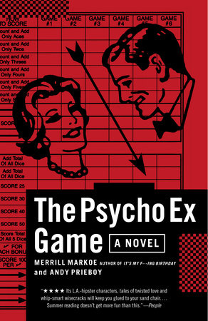 The Psycho Ex Game by