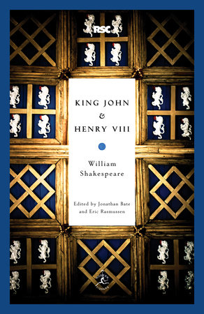 King John & Henry VIII by William Shakespeare