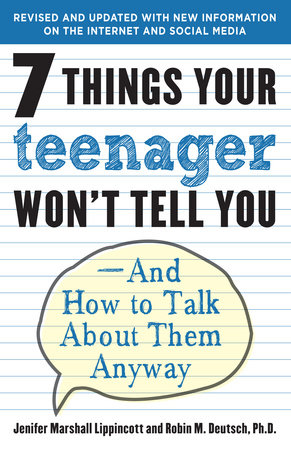 7 Things Your Teenager Won't Tell You by