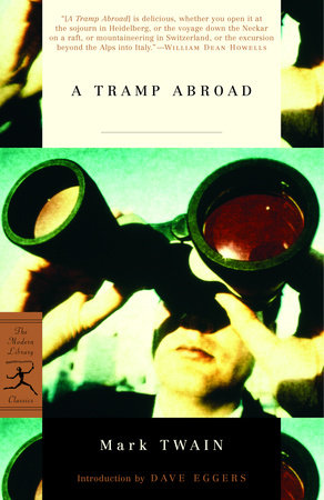 A Tramp Abroad by