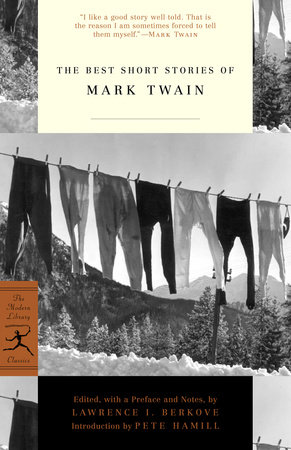 The Best Short Stories of Mark Twain by