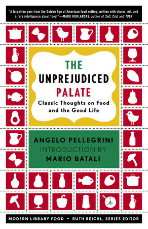 The Unprejudiced Palate by