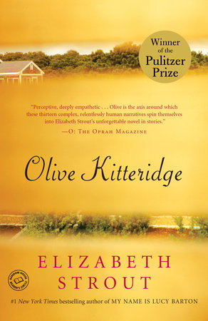 Cover art for Olive Kitteridge