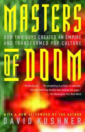 Masters of Doom by