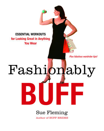 Fashionably Buff by