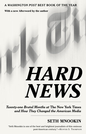Hard News by Seth Mnookin