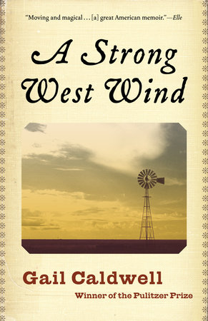 A Strong West Wind book cover