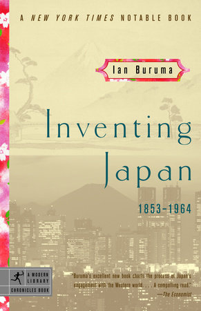 Inventing Japan by Ian Buruma