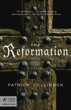 The Reformation by Patrick Collinson
