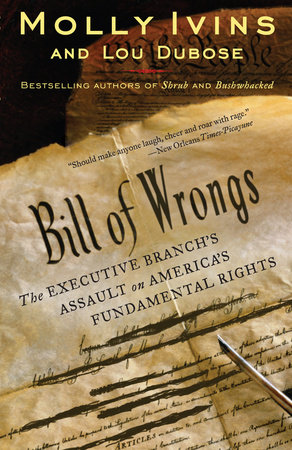 Bill of Wrongs