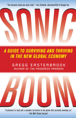Sonic Boom by