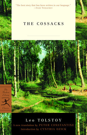 The Cossacks by Leo Tolstoy