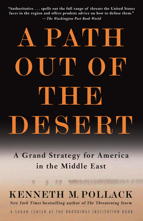 A Path Out of the Desert by