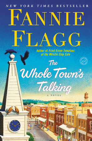 The Whole Town's Talking book cover
