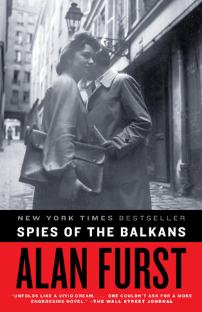 Spies of the Balkans by