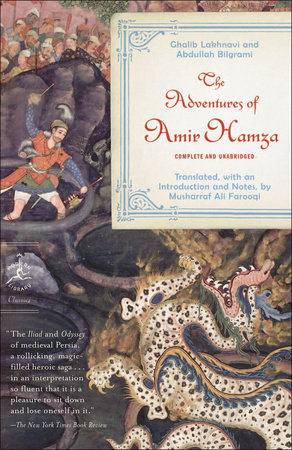 The Adventures of Amir Hamza by Ghalib Lakhnavi and Abdullah Bilgrami