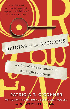 Origins of the Specious by